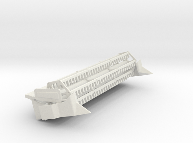 R52/R50 18 Flex in White Natural Versatile Plastic