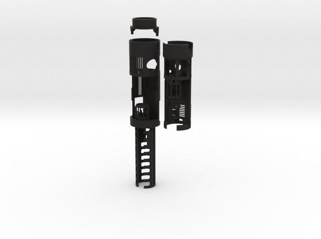 Graflex 2187 Light V3 Beginners Kit in Black Natural Versatile Plastic