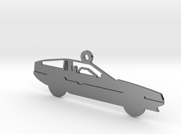 DeLorean DMC12 Ornament 3d printed