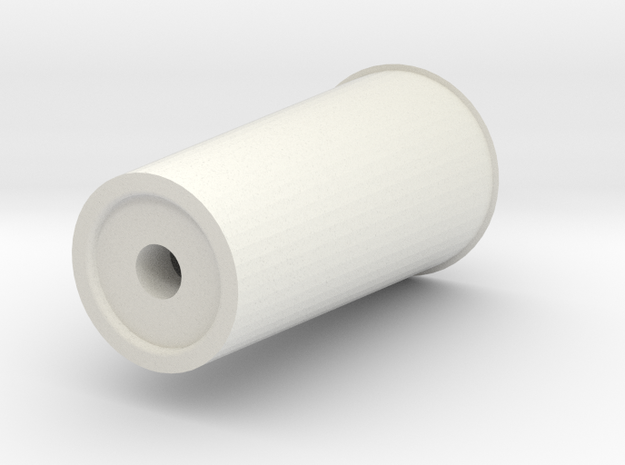 Dollhouse fast food / takeout restaurant paper cu 3d printed