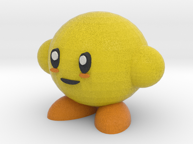 Keeby in Full Color Sandstone