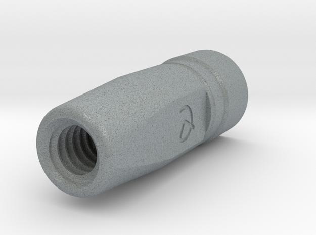 DRZIM35 V1 X6 in Polished Metallic Plastic