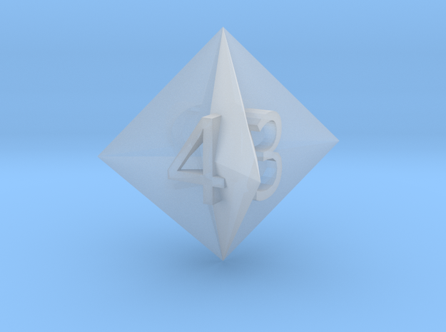 d4 Concave Octahedron