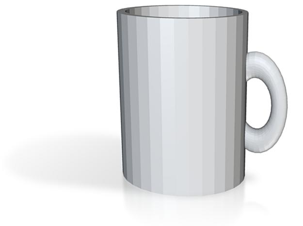 Small Espresso Coffee Cup 3d printed