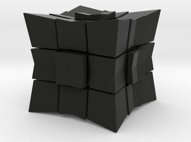 Cube inward 3*3*3 (with spider)