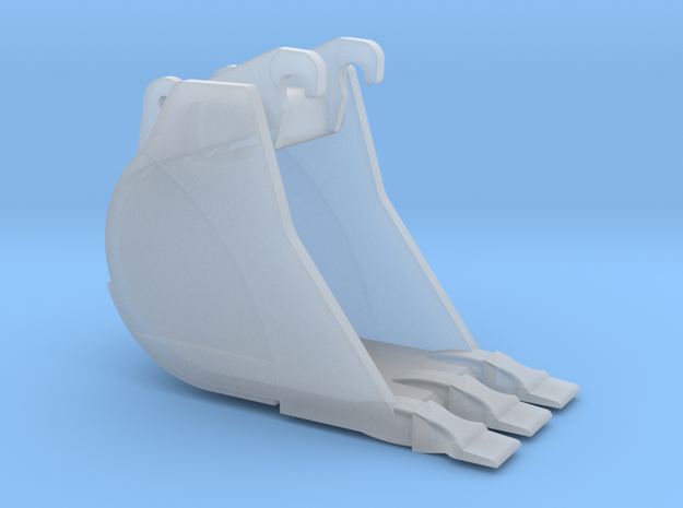 365 Trench Bucket in Smooth Fine Detail Plastic