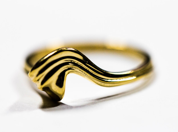 no.24 in 14K Yellow Gold: 5 / 49