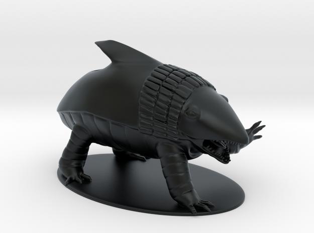 Bulette Miniature in Black Hi-Def Acrylate: 1:60.96