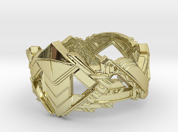 Art Deco Ring #1