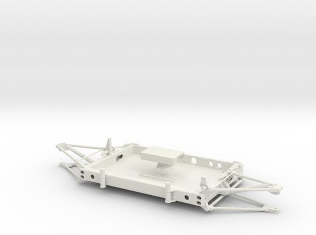 05A-LRV - Forward Platform in White Strong & Flexible