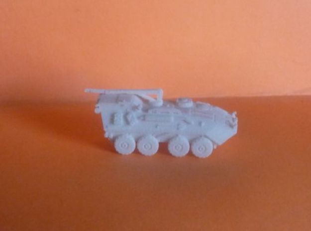 1/144 LAV-R (Recovery Vehicle) 3d printed