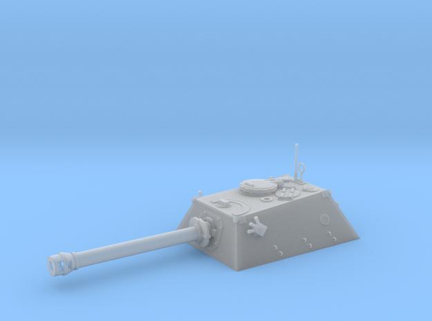 Ferdinand-style tank destroyer cabin