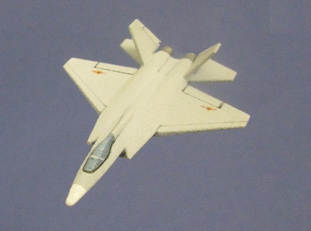 1/285 (6mm)  J-31 Falcon Eagle