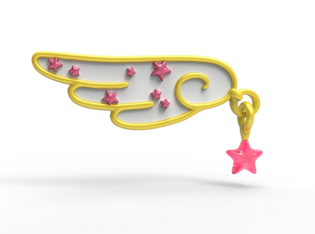 Card Captor Sakura: Cosplay Barrette