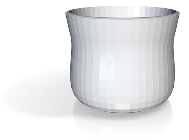 coffee / tea cup  no handle 3d printed
