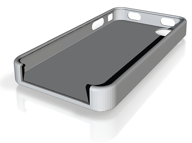 Iphone Case with Stand 3d printed