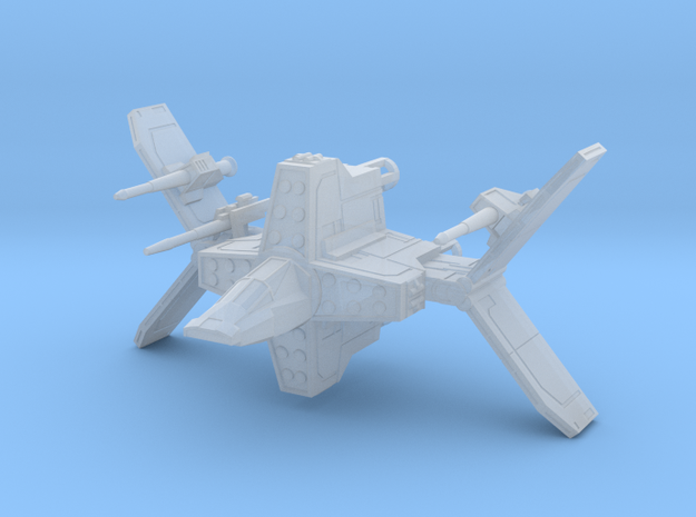 Dustmaker Imperial Gunship (1/270) in Smooth Fine Detail Plastic