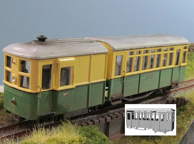 009 Sentinel Railcar Short Coach