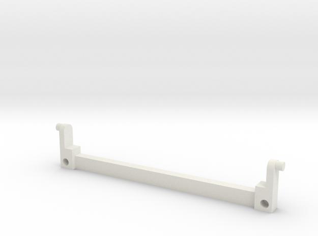 TapaSBHA SBLaser Print3D in White Natural Versatile Plastic
