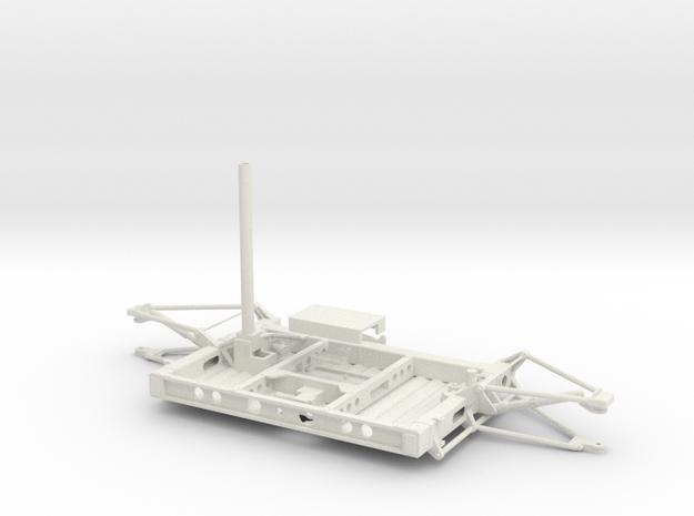 07A-LRV-Aft Platform in White Natural Versatile Plastic