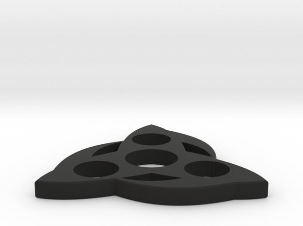 Kakashi Mangekyou in Black Natural Versatile Plastic