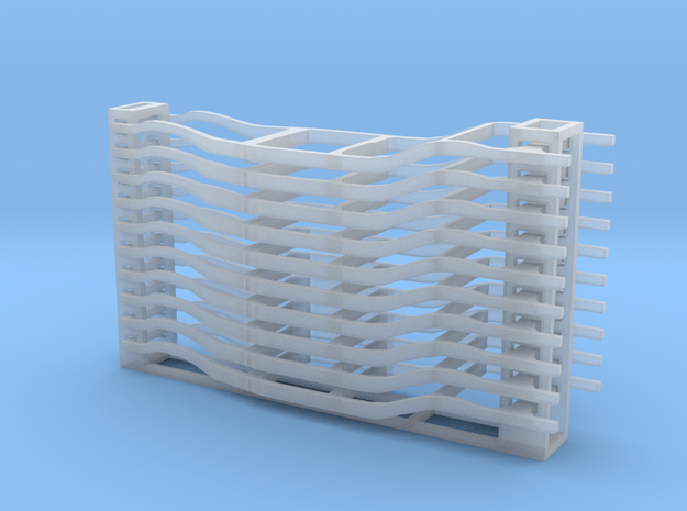 Automobile Frames - N scale 3d printed