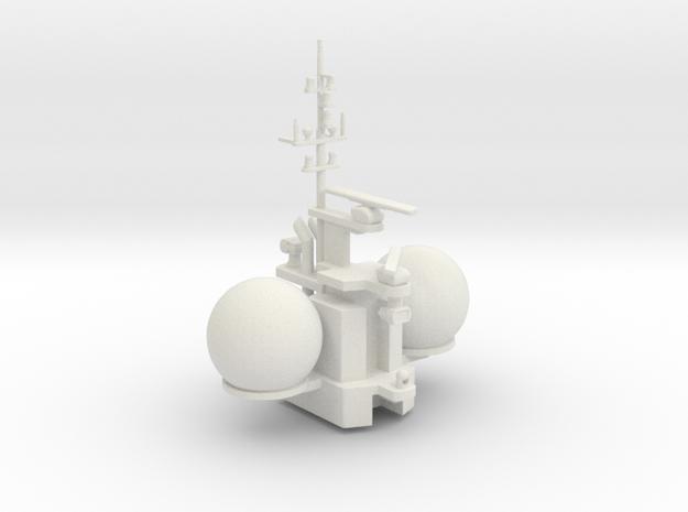 Main Mast in White Natural Versatile Plastic