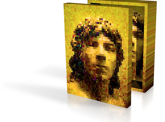 Mosaic Man Box 3in 3d printed