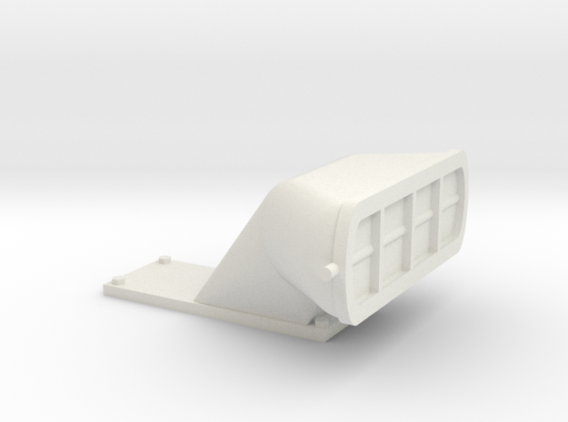 Promod Scoop Tall 1/18 in White Natural Versatile Plastic