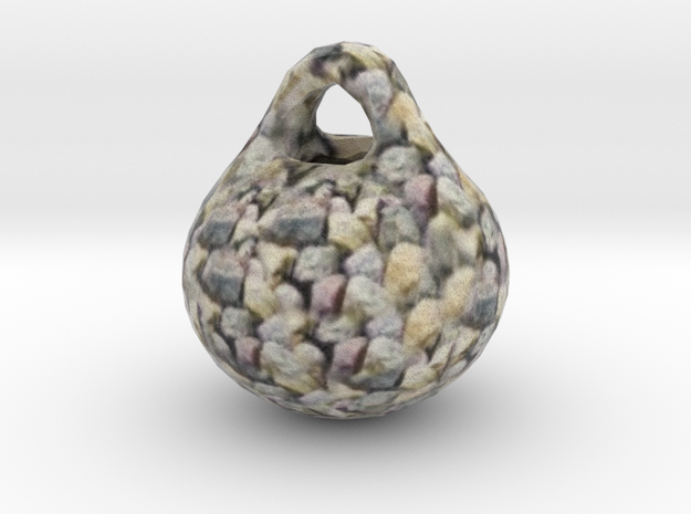 Pebble-Colored ORNAMENT in Full Color Sandstone