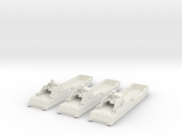 Serna-285-x3 in White Strong & Flexible