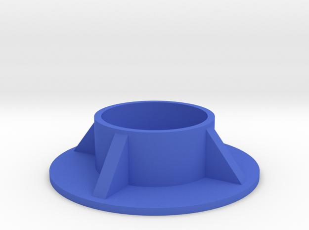 Magnethook V21 Base in Blue Processed Versatile Plastic