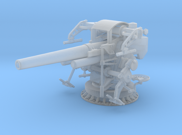 1/96 US Navy 5 inch 25 Cal. Gun Mount Mark 40