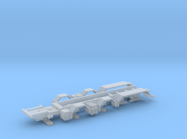ZM Chassis 5a MB in Smooth Fine Detail Plastic