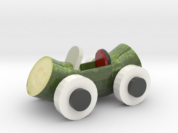 Cucumber Car 2
