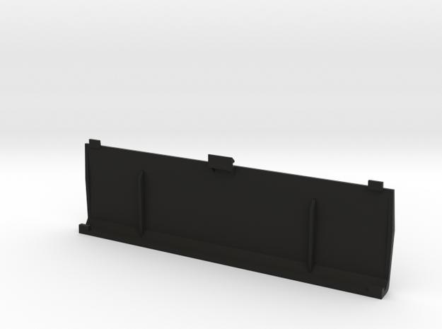 Lynx II Battery Cover in Black Natural Versatile Plastic