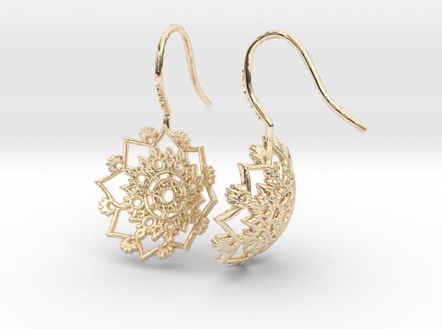 Snowflakes- Earrings
