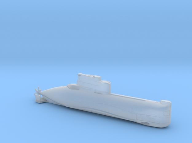1/700 U-Boot Typ 202 | German Submarine Type 202 in Smoothest Fine Detail Plastic