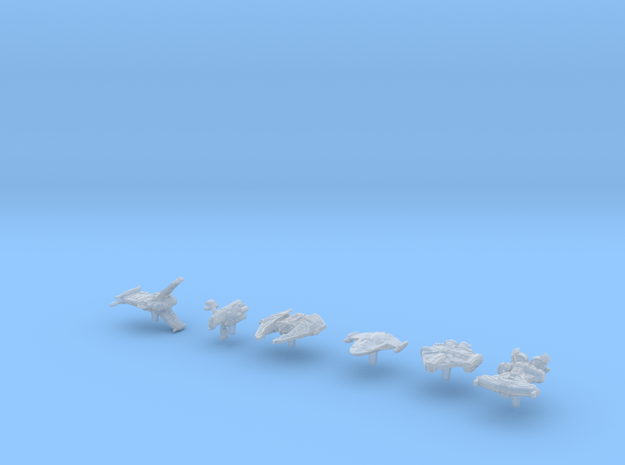 (Armada) Old Republic Transport Set I