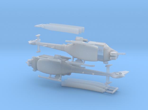 035C Modified Gazelle Pair 1/144