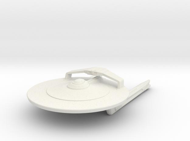 1/3788 Magellan Cruiser v2 in White Natural Versatile Plastic