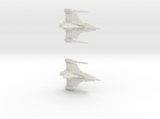 Draconian Hatchet Fighter 20mm
