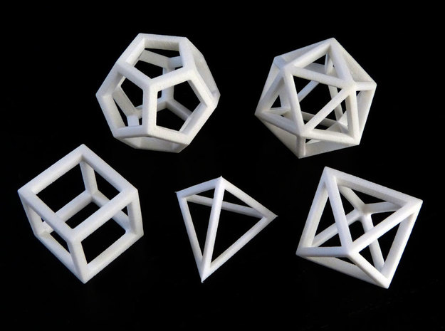 Regular polyhedra