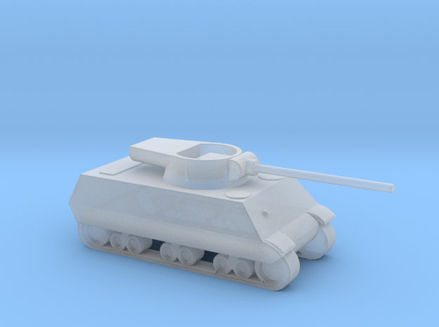 1/144 Scale M-10 Tank Destroyer in Smooth Fine Detail Plastic