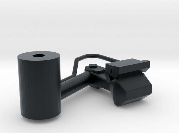 CLRV Coupler Folded in Black Hi-Def Acrylate