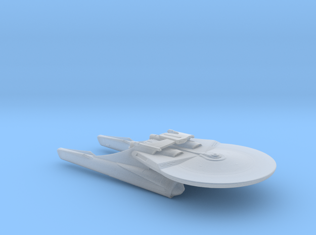 USS Reliant JJ in Smooth Fine Detail Plastic