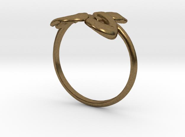 Slytherin Snake ring