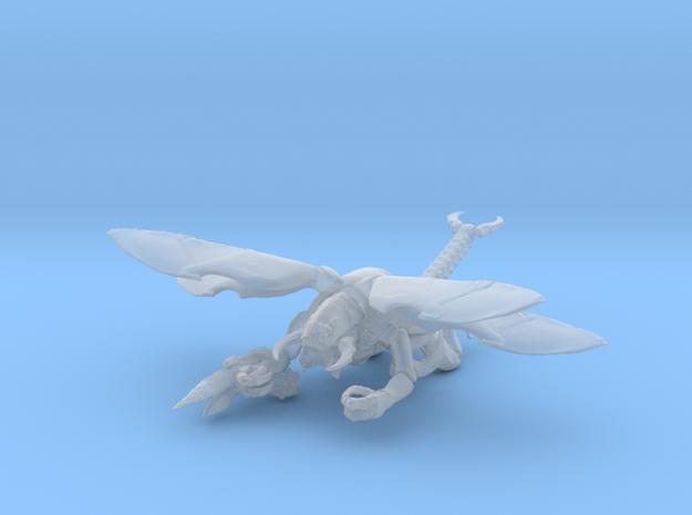 Skorponkrieger 10 Geflügelt