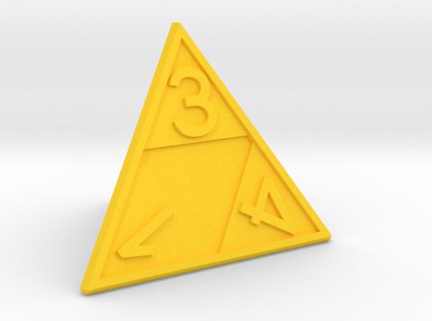 Triforce D4