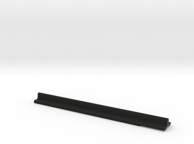 Vader ESB Grips for MR/Hasbro FX Sabers in Black Natural Versatile Plastic